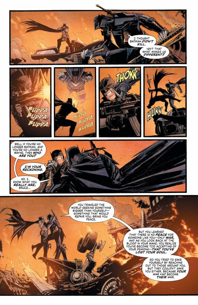 DC Preview: Batman: Curse Of The White Knight #8