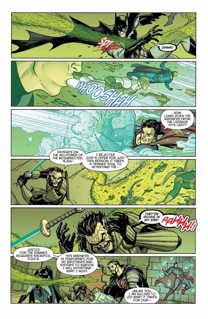 DC Preview: Batman / Superman #8
