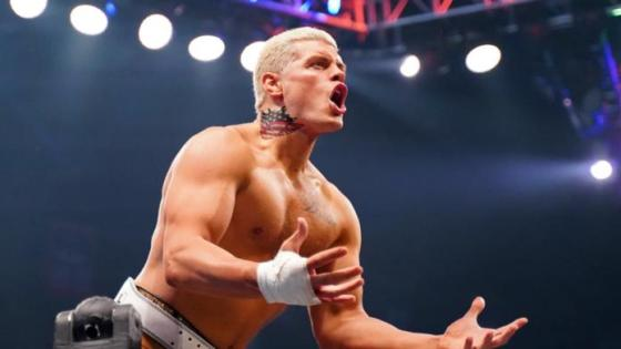 Cody Rhodes opens up about his neck tattoo