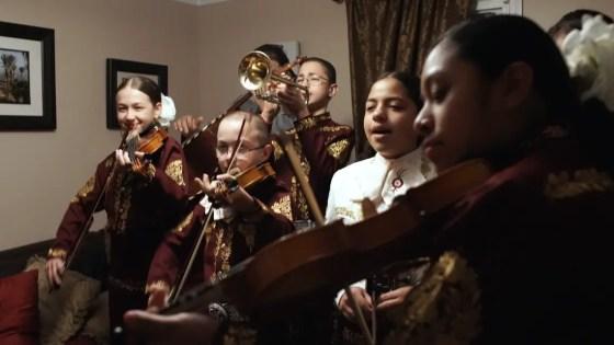 Dia de la Madreis a delightful short film that celebrates mothers and music.