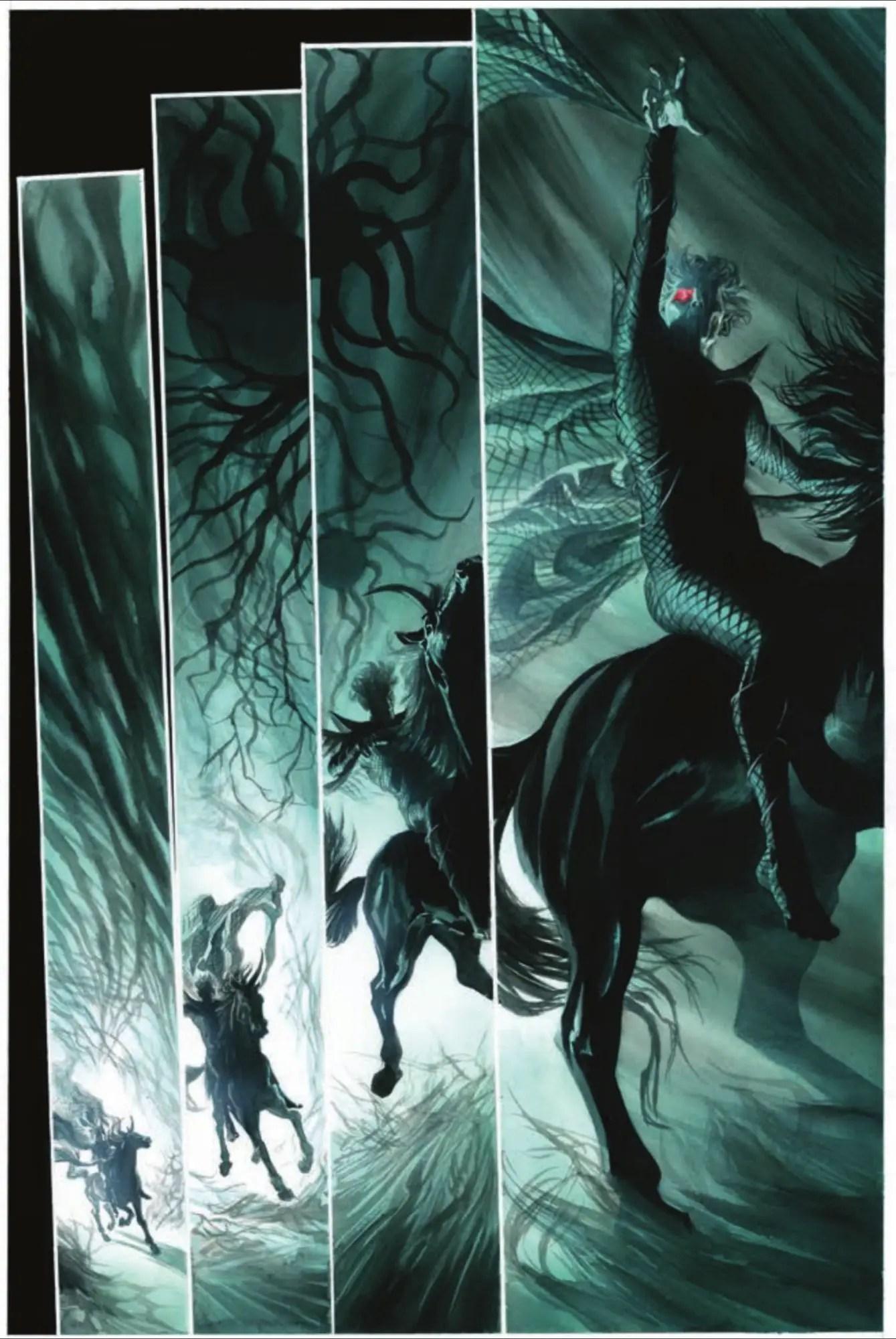 Marvel Treasury Edition' review