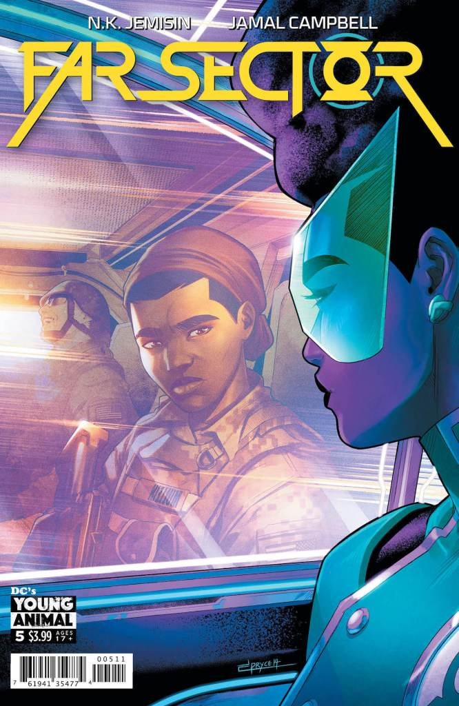 DC Preview: Far Sector #5