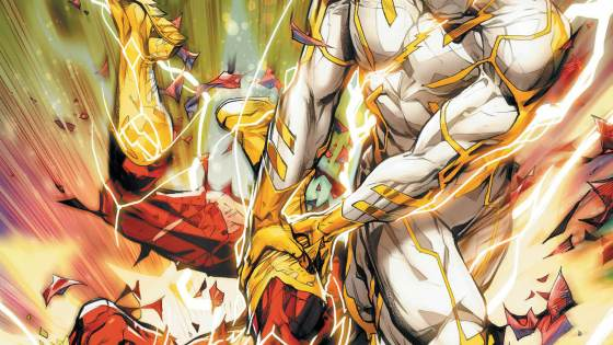 The Flash battles Godspeed as 'Flash Age' continues!