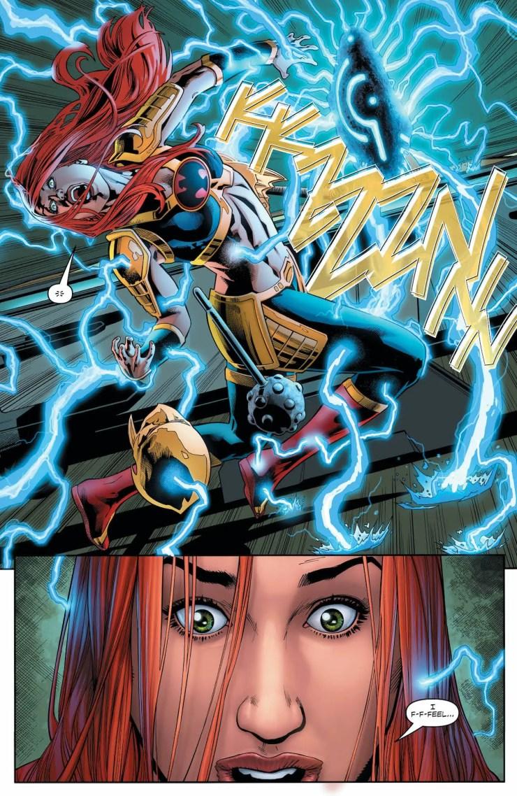 DC Preview: Hawkman #22