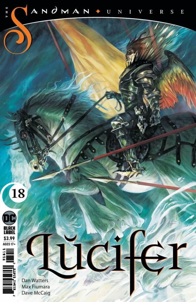 DC Preview: Lucifer #18
