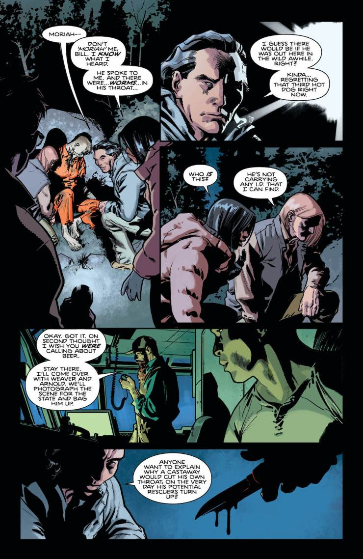 DC Preview: Plunge #2