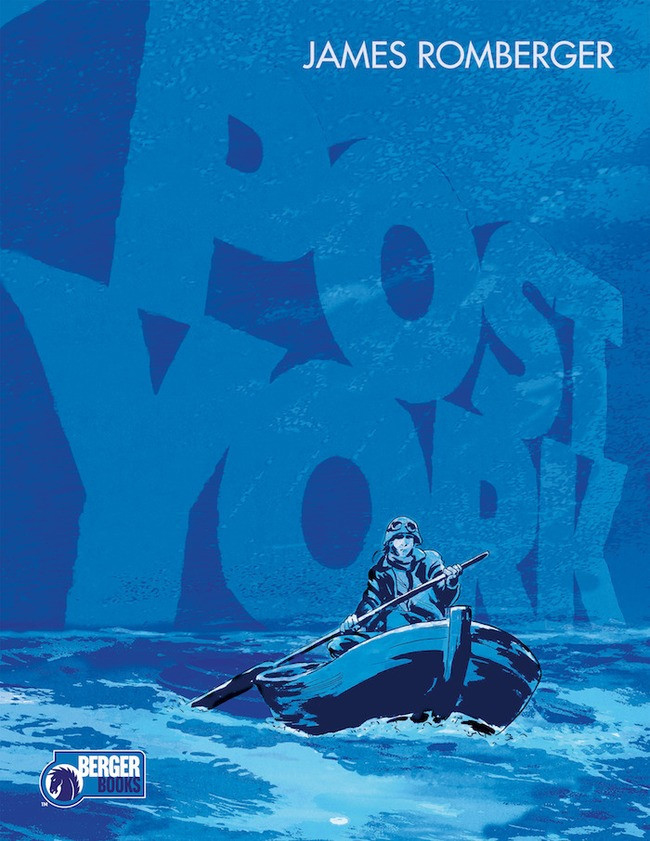 Berger Books imprint expands with 'Post York'