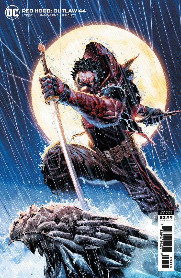 DC Preview: Red Hood: Outlaw #44