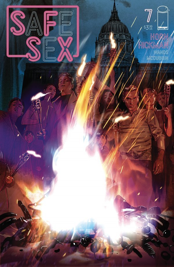 'SFSX (Safe Sex)' #7 review: The sex-tacular first arc ends with the promise of much more