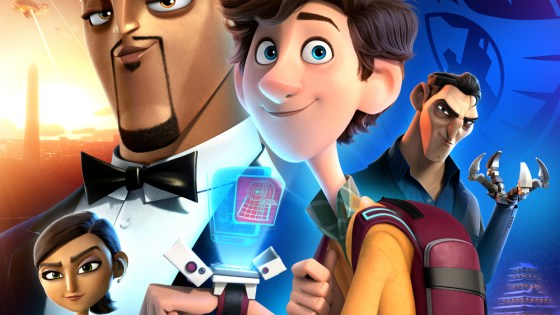 Spies in Disguise Blu-Ray and DVD Review