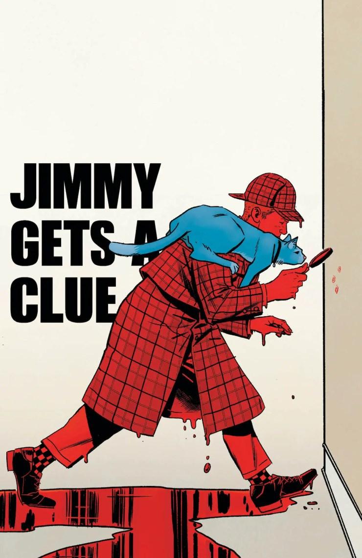 DC Preview: Superman's Pal, Jimmy Olsen #9