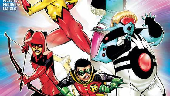DC Preview: Teen Titans #40