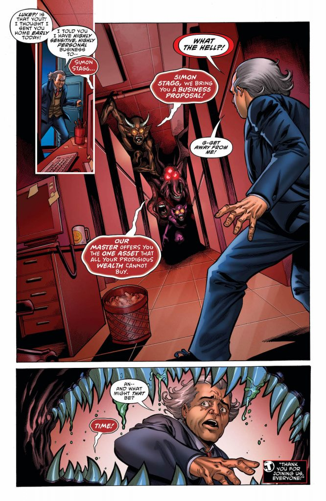 DC Preview: The Terrifics #26
