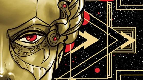 Vault Comics announces sci-fi fantasy series Engineward coming June 2020