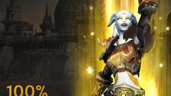 World of Warcraft doubles experience gain for players during coronavirus pandemic