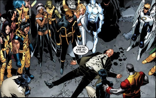 X-Men Milestones: Messiah Complex TPB Review