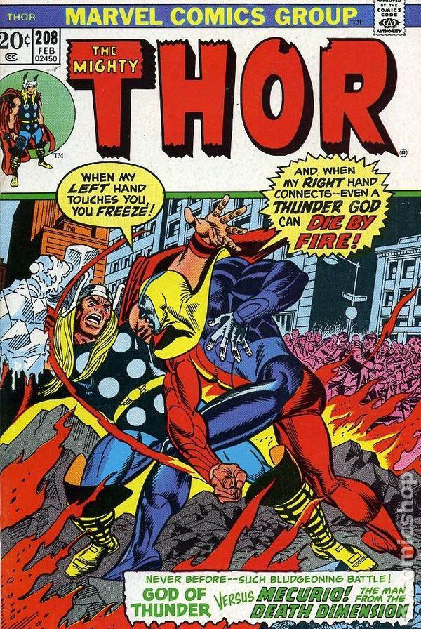 Thor Epic Collection: Into the Dark Nebula Review