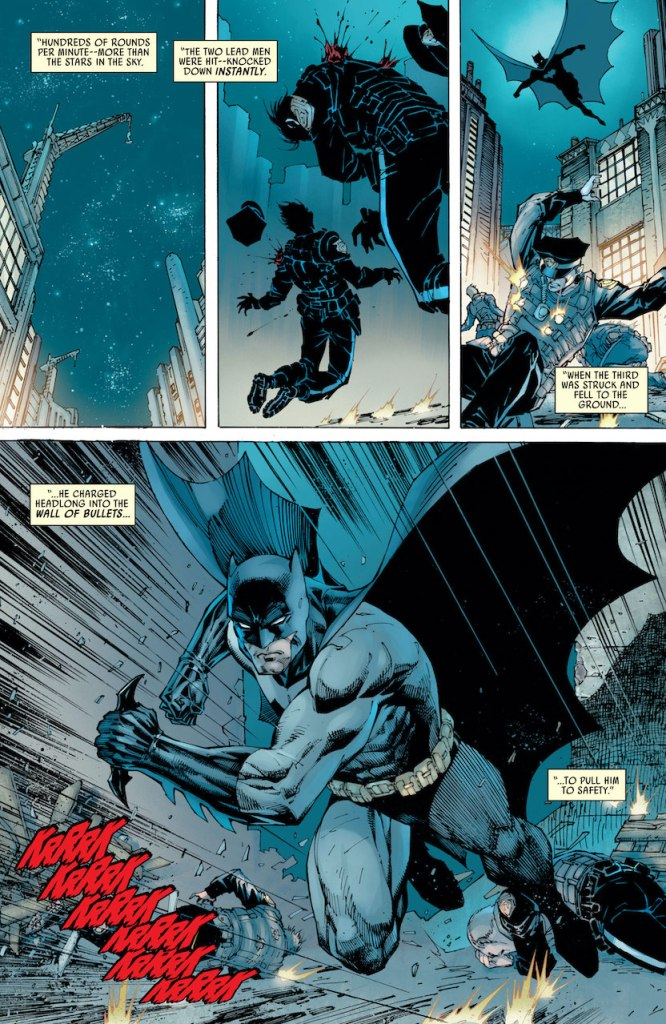 DC Preview: Batman: Gotham Nights#1