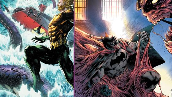 First Look: DC Digital First week two titles featuring Superman, Batman, and more