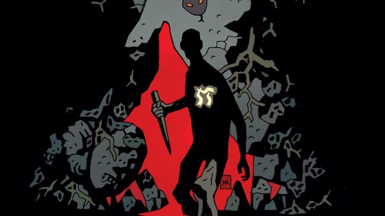 'I just told them to do whatever they wanted with him—Take him wherever you want. And the results have been magic.' - Mike Mignola