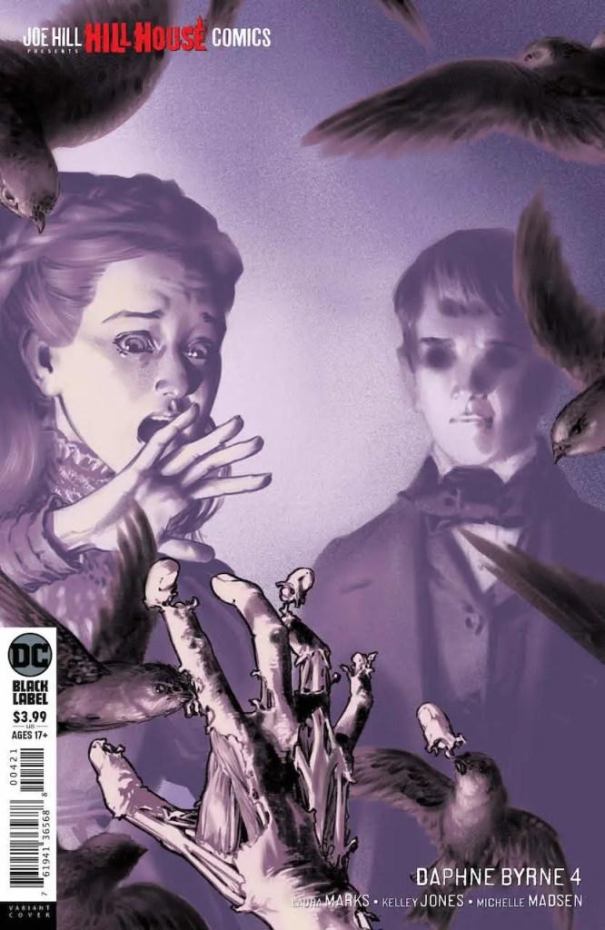 DC Preview: Daphne Byrne #4