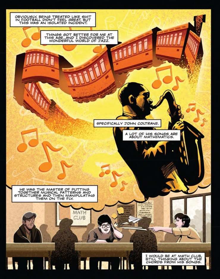 'Ninja Sex Party: The Graphic Novel, Part I: Origins' review