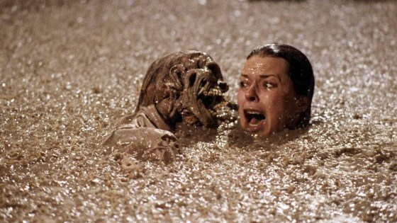The first Poltergeistmovie is a classic. While the second two were not as highly regarded, they are both filled with iconic scenes. This is not what the movies are best remembered for, unfortunately. The Poltergeist franchise is infamous for many reasons not related to any plot. Cursed Films is a docuseries from Shudder that looks at troubled movies. With its rumors of real life skeletons on the set and the tragic deaths of two of its stars, Poltergeist is the perfect subject matter. This episode is filled with powerful interviews that answer many long-standing questions.