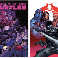 IDW puts 'G.I. Joe' & 'Teenage Mutant Ninja Turtles' titles on hiatus