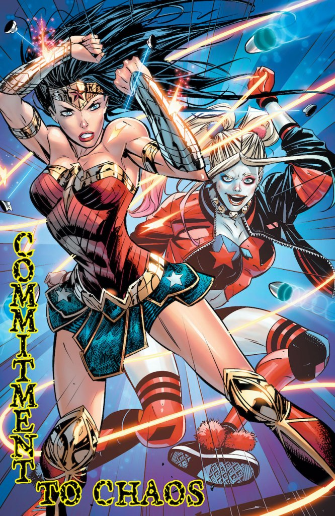 DC Preview: Wonder Woman: Agent of Peace#1