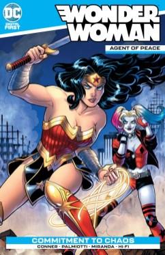 WONDER WOMAN AGENT OF PEACE 1