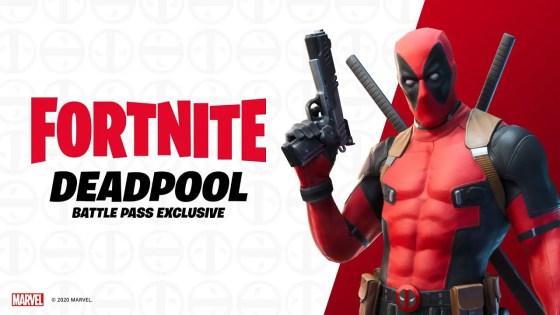 How to unlock Deadpool in 'Fortnite'