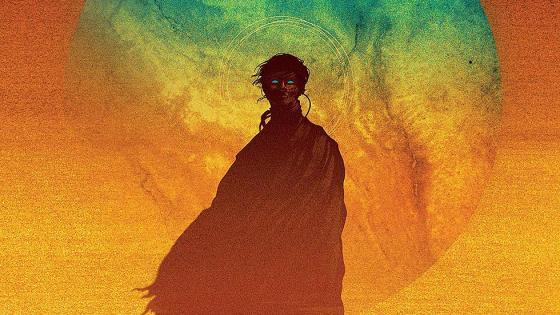 First photo of Timothée Chalamet in Dune