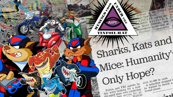 Or, an ode to 'SWAT Kats, 'Street Sharks,' and 'Biker Mice from Mars.'