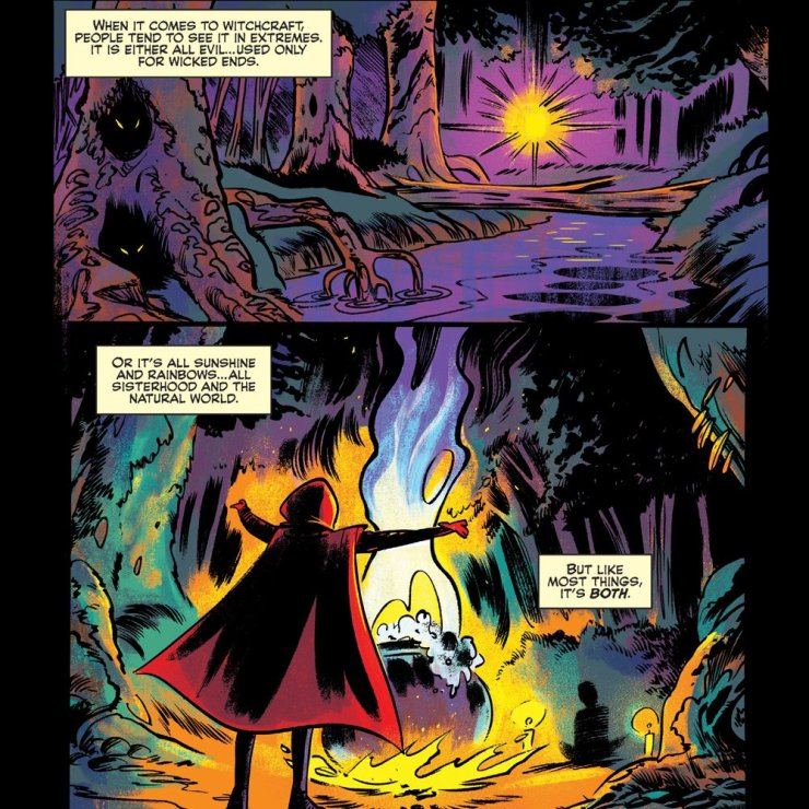 Sabrina: Something Wicked #1 Review