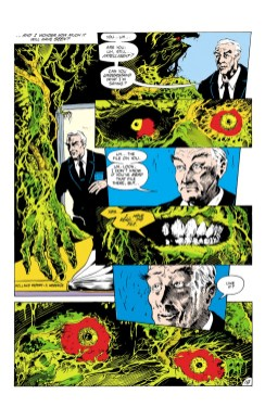 Swamp Thing #21 by Alan Moore and John Totleben