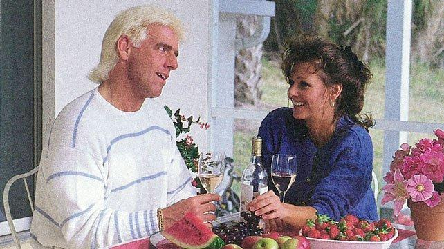 Ric Flair and Miss Elizabeth