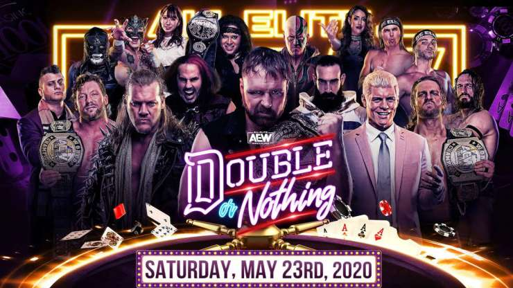 AEW Double or Nothing feat. Mike Tyson
