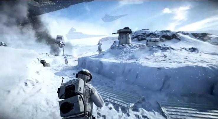 Star Wars Battlefront 2: Battle of Hoth
