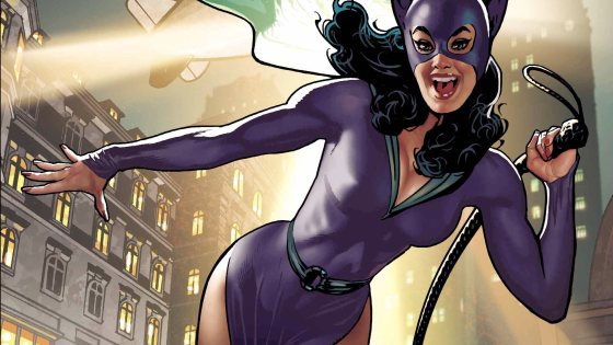 DC Preview: Catwoman 80th Anniversary 100 Page Super Spectacular #1