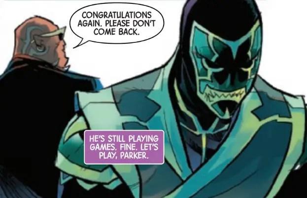 Hawkeye: Freefall #5