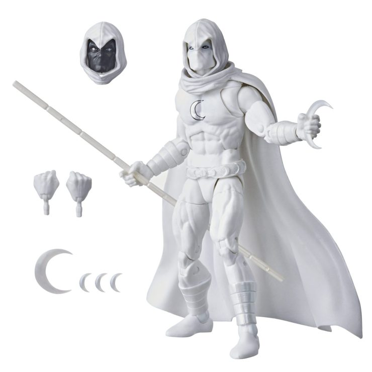 Marvel Legends Classic Moon Knight (Walgreens Exclusive)