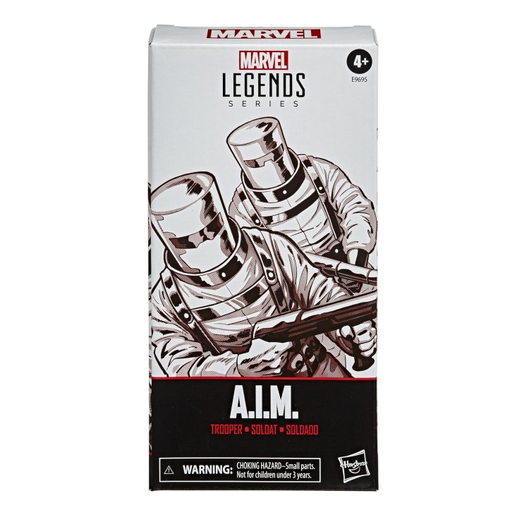 Marvel Legends A.I.M. Trooper (packaged)