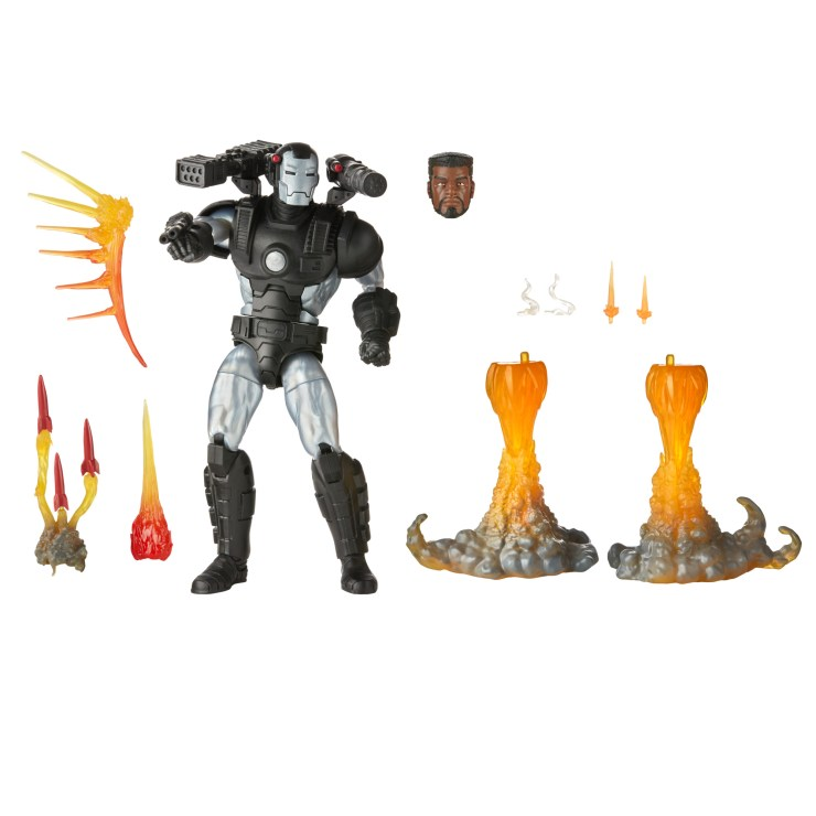 Marvel Legends Deluxe War Machine 1