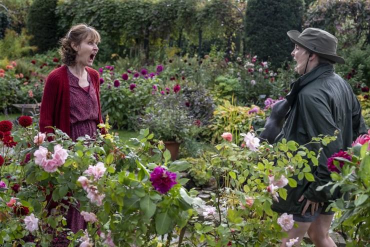 Jodie Comer as Villanelle, Rebecca Saire as Bertha - Killing Eve _ Season 3, Episode 4 - Photo Credit: Laura Radford/BBCAmerica