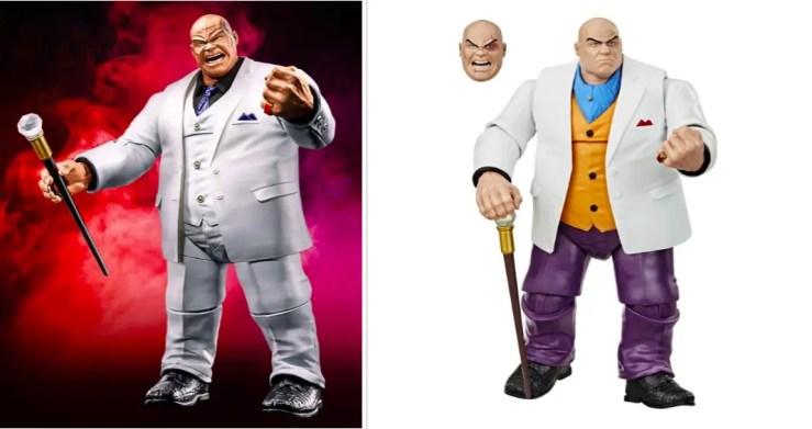 Kingpin Comparison
