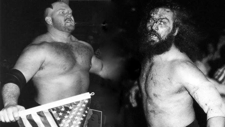Bruiser Brody vs Leon White (Vader)