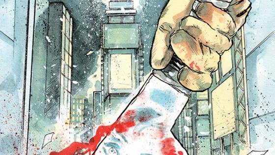 From writer Elliott Kalan and artist Andrea Mutti comes the horrifying story of what happens when terror becomes the new normal.