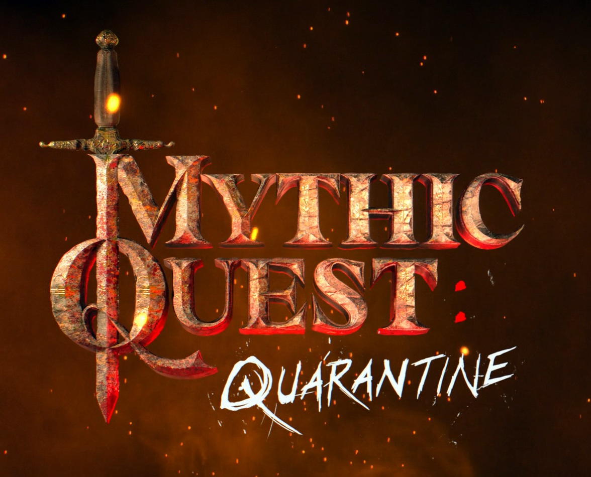 mythic quest banner