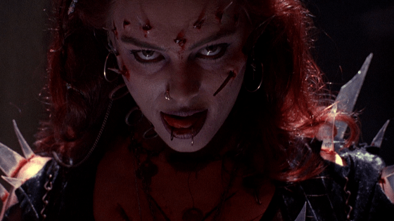 Monstrous Babes: Return of The Living Dead 3 (1993)