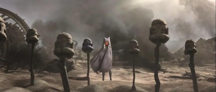 Clone Wars: Ahsoka mourns her fallen troops